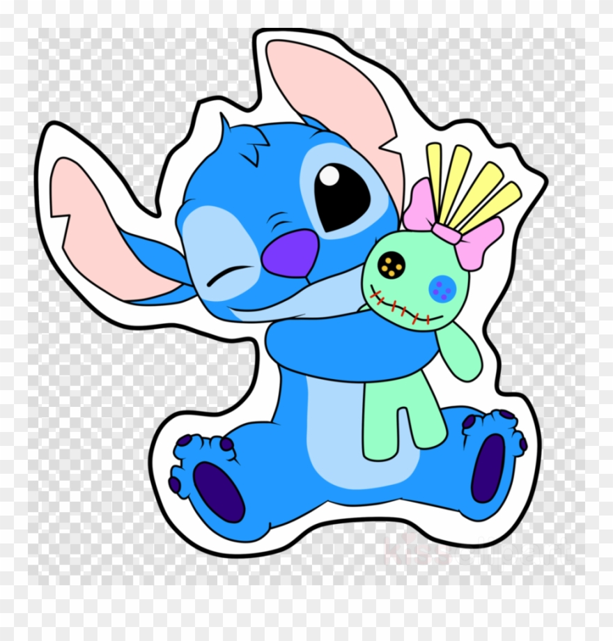 Stitch clipart angry.