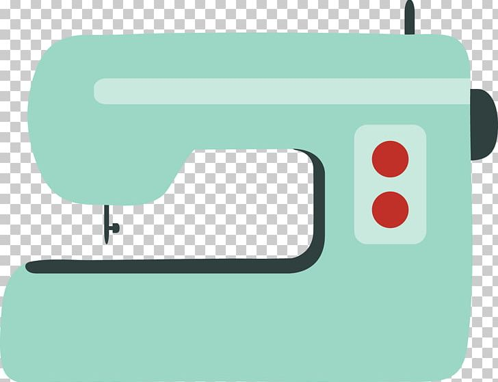 sewing machine clipart hand