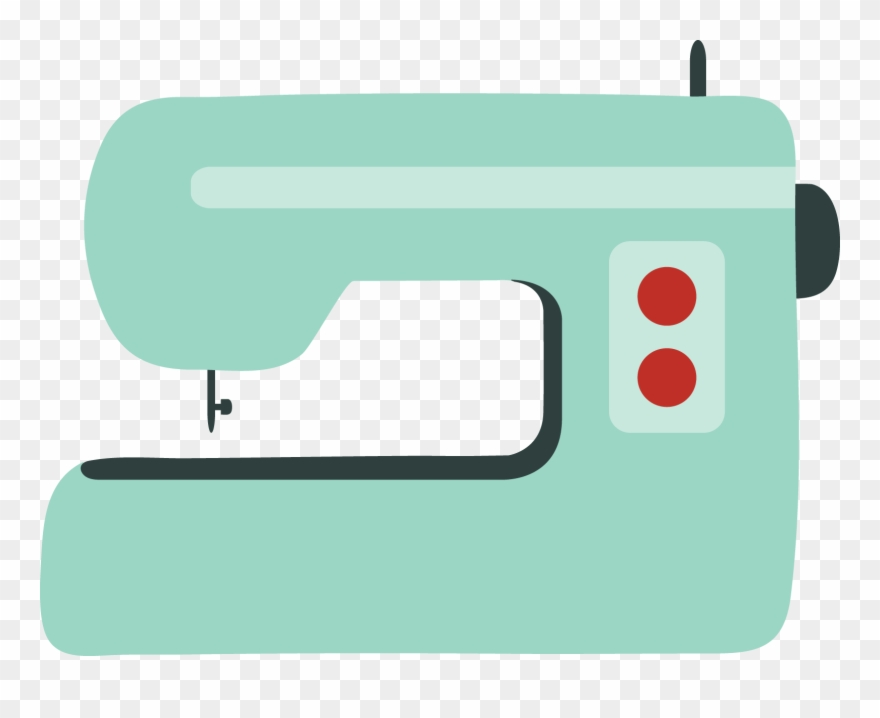 sewing machine clipart transparent background
