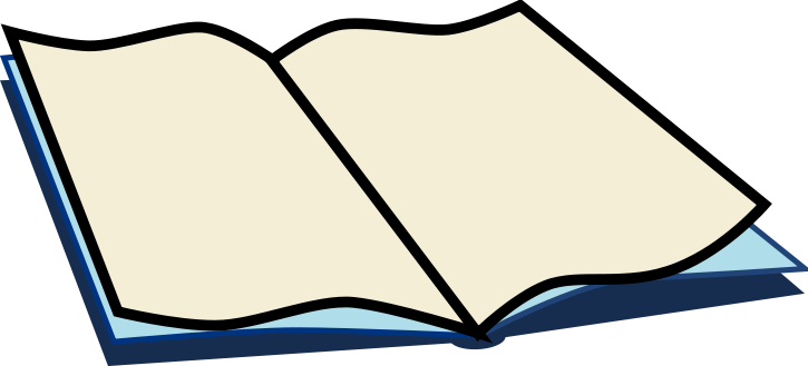 free book clipart public domain