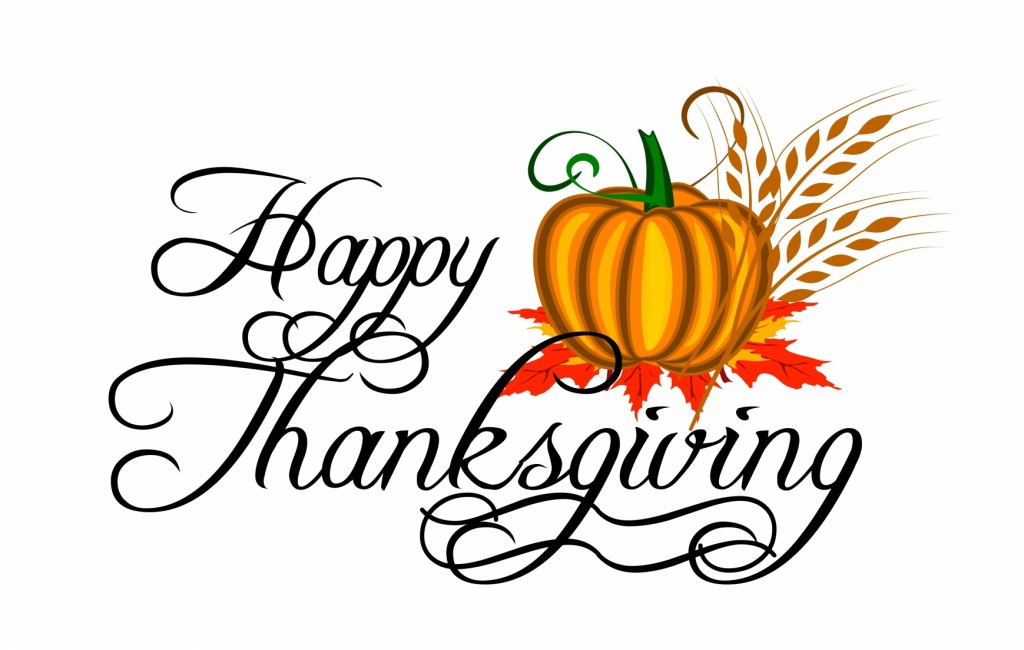 Thanksgiving clipart happy day.