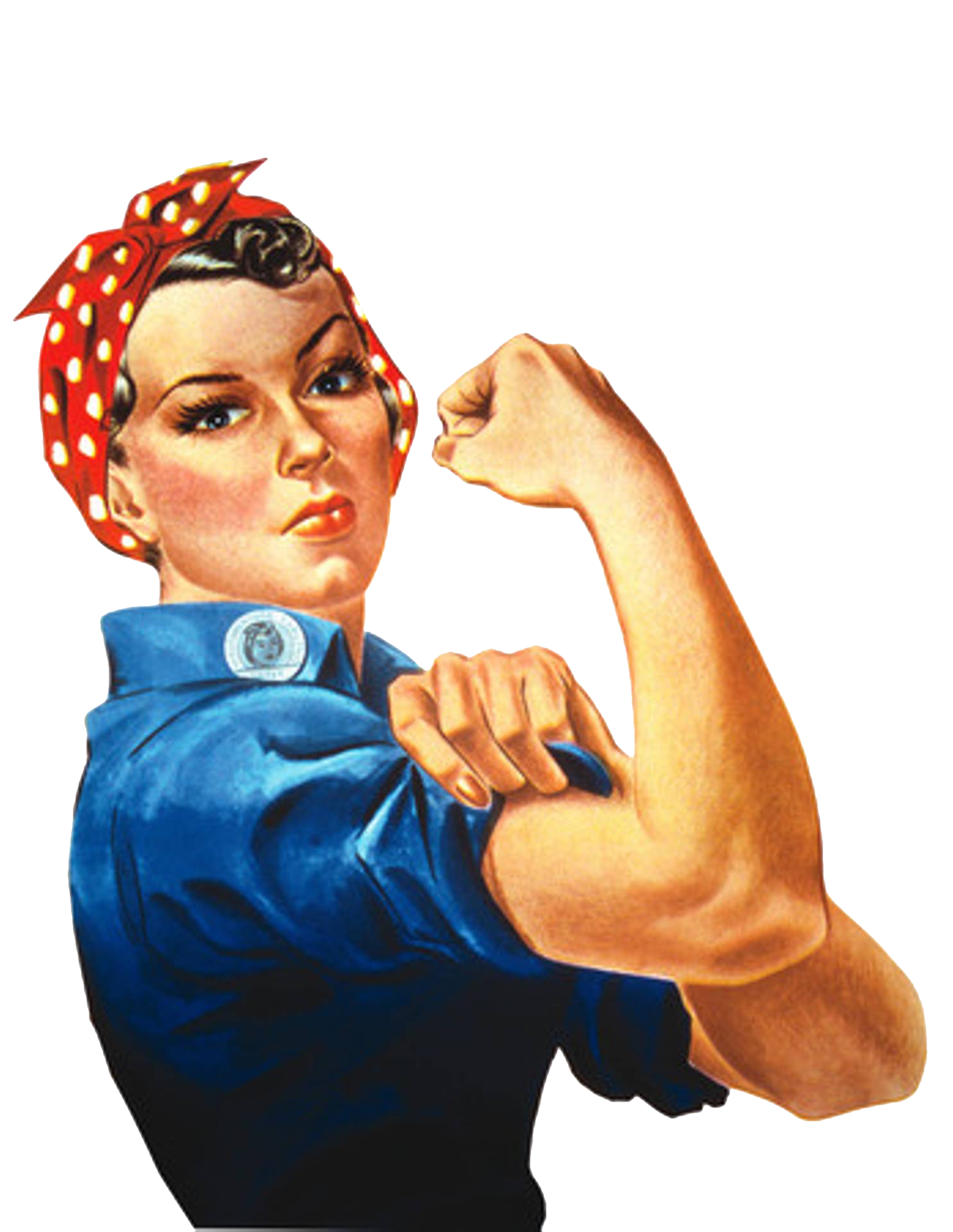 arms clipart woman