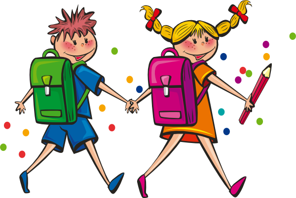 Students clipart.