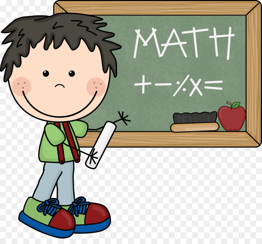 Students clipart math.