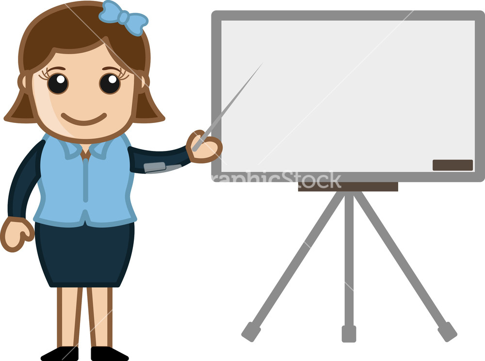 Students clipart student presenting.