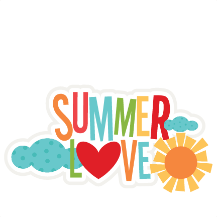 Summer clipart hello.