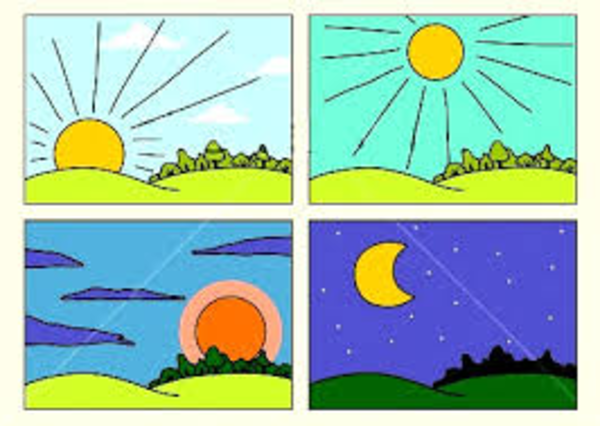 Afternoon clipart morning.