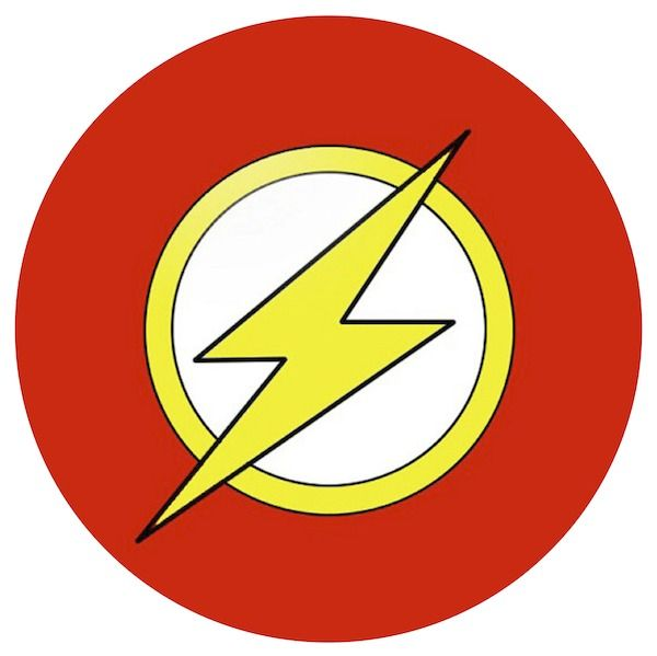 the flash clipart symbol