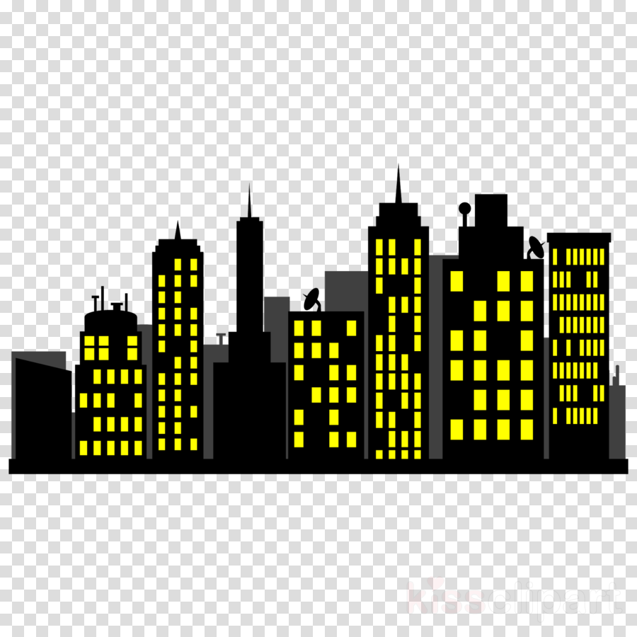 Superheroes clipart city.