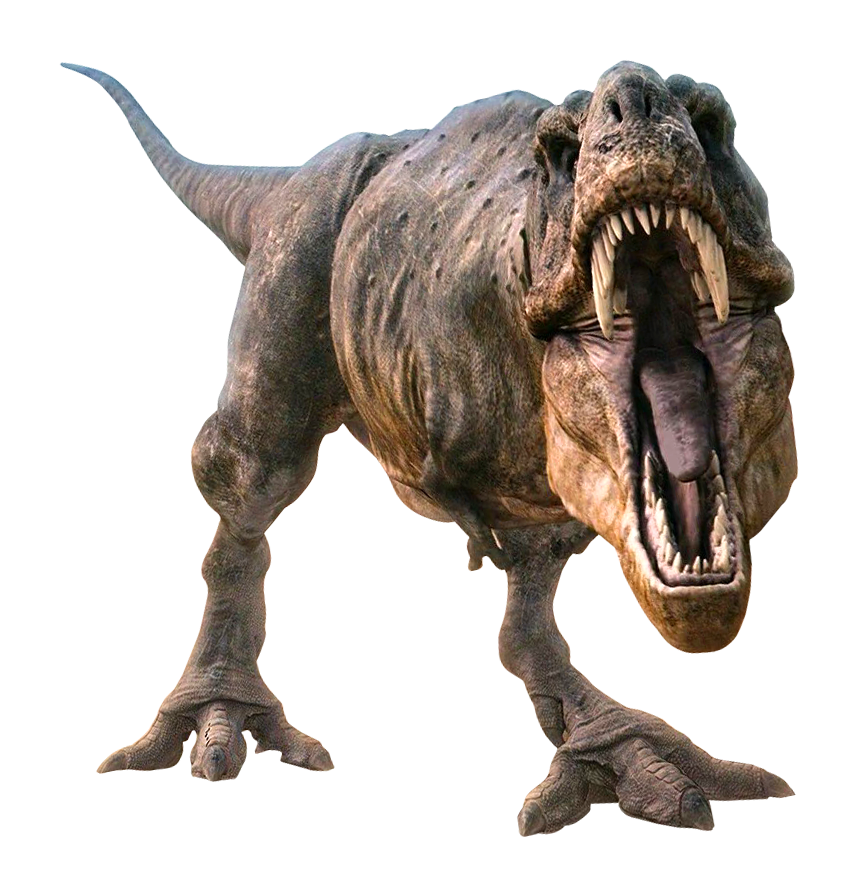 T rex clipart transparent background.