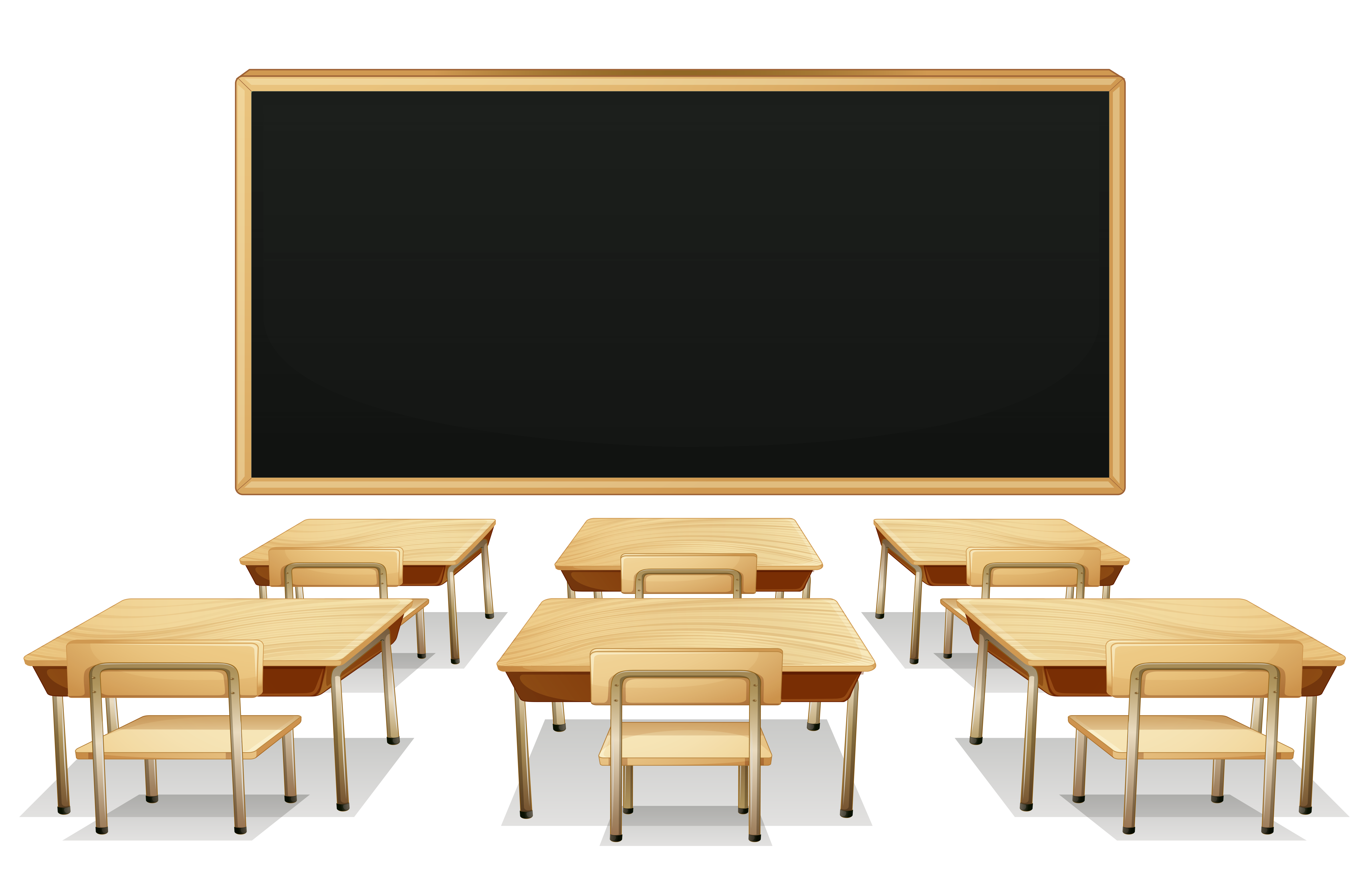 classroom clipart background
