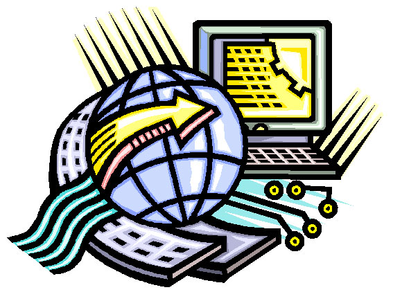 Technology clipart image.