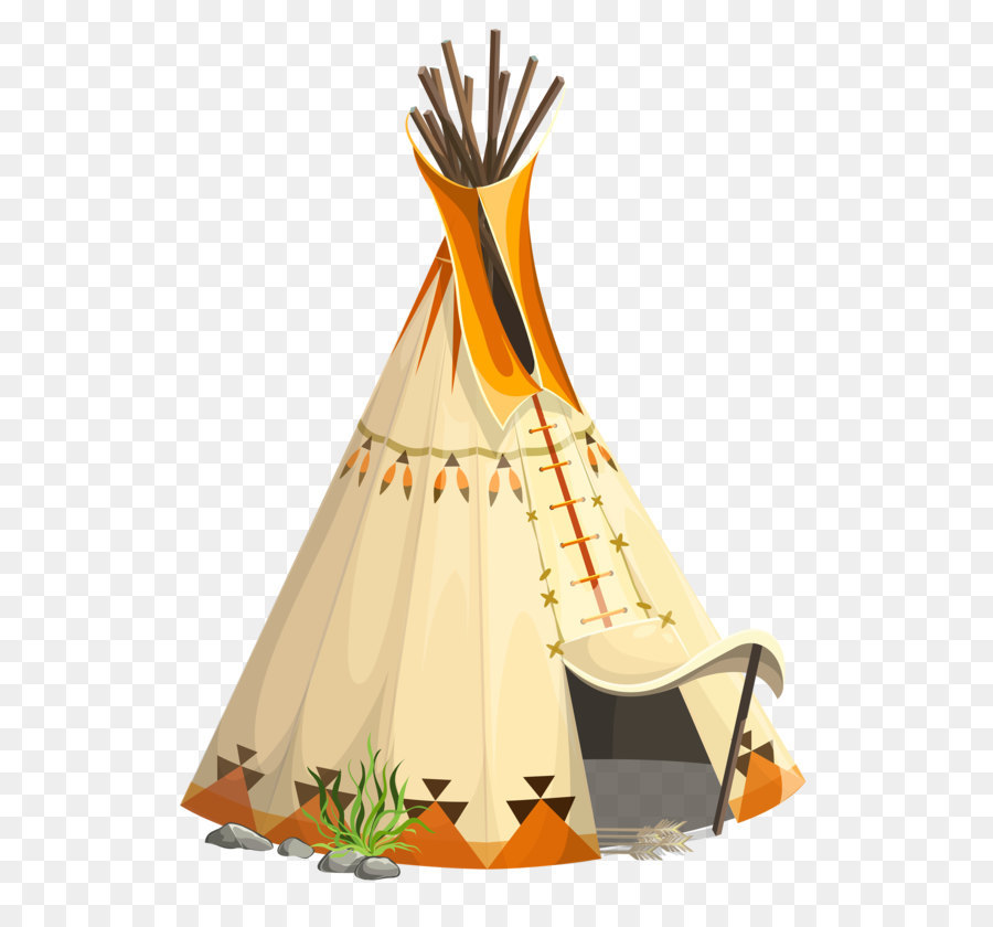 Teepee clipart native americans.