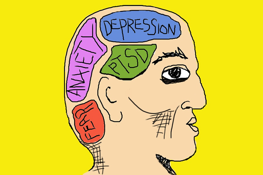 Counseling clipart mental health counselor.