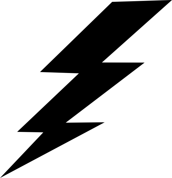 thunder clipart electrician