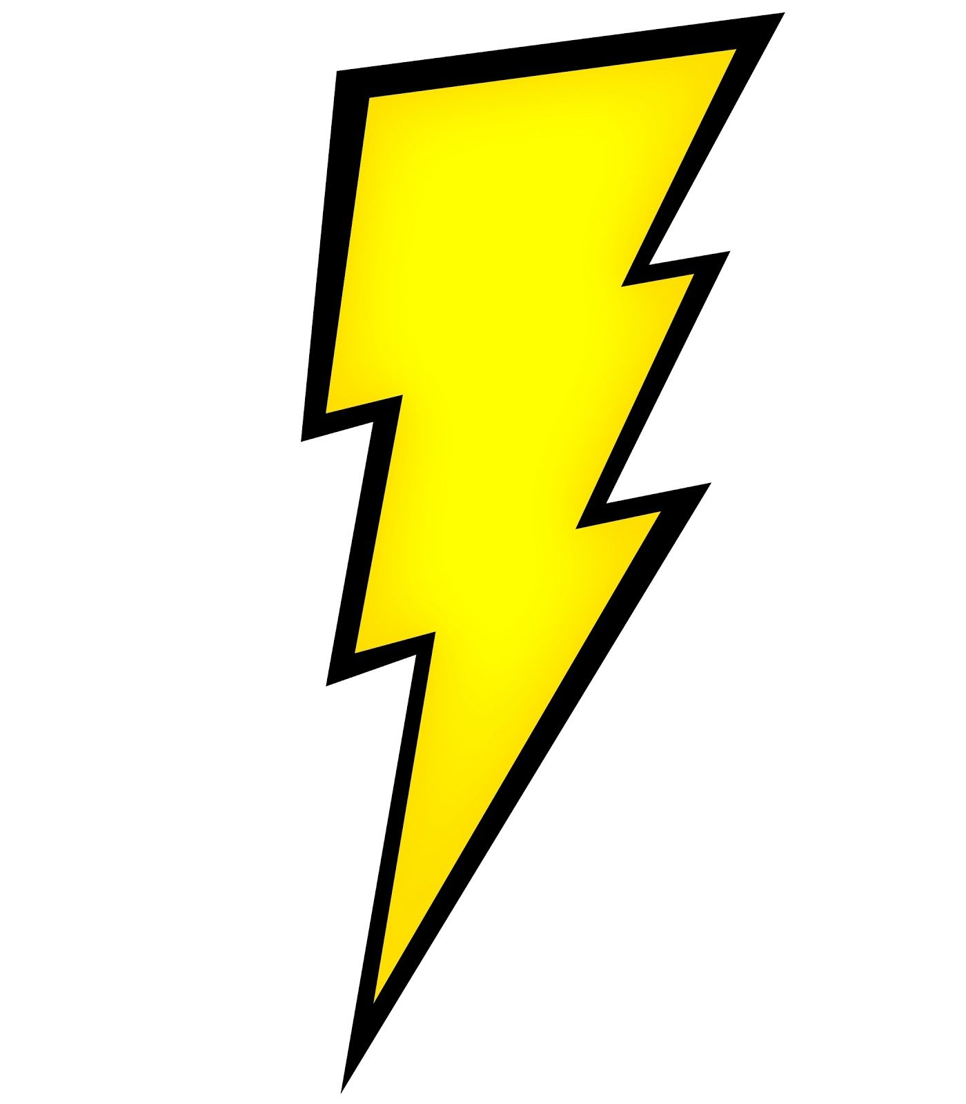 the flash clipart lightning