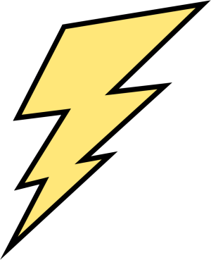 lighting clipart lightning strike