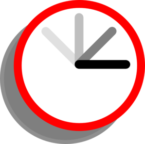time clipart animated
