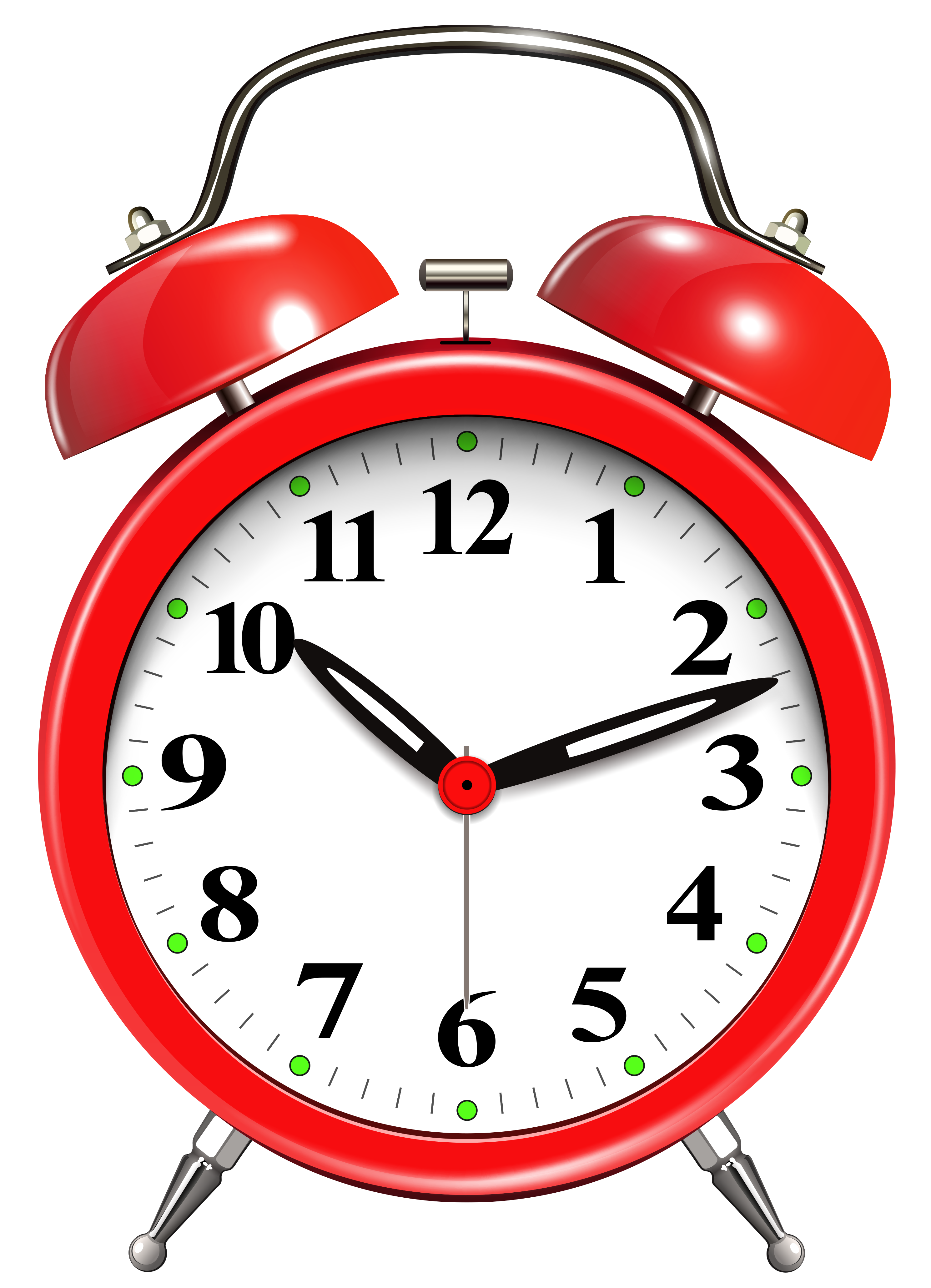 time clipart alarm clock