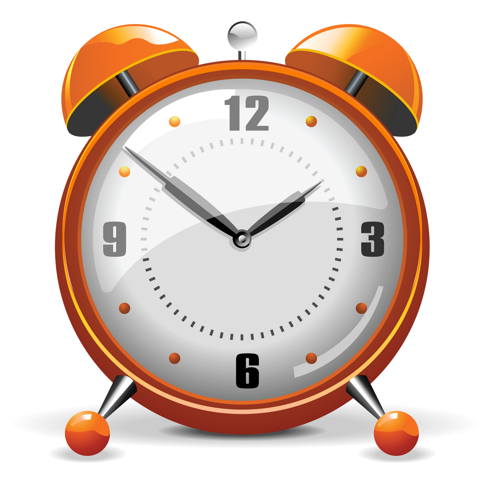 time clipart transparent background