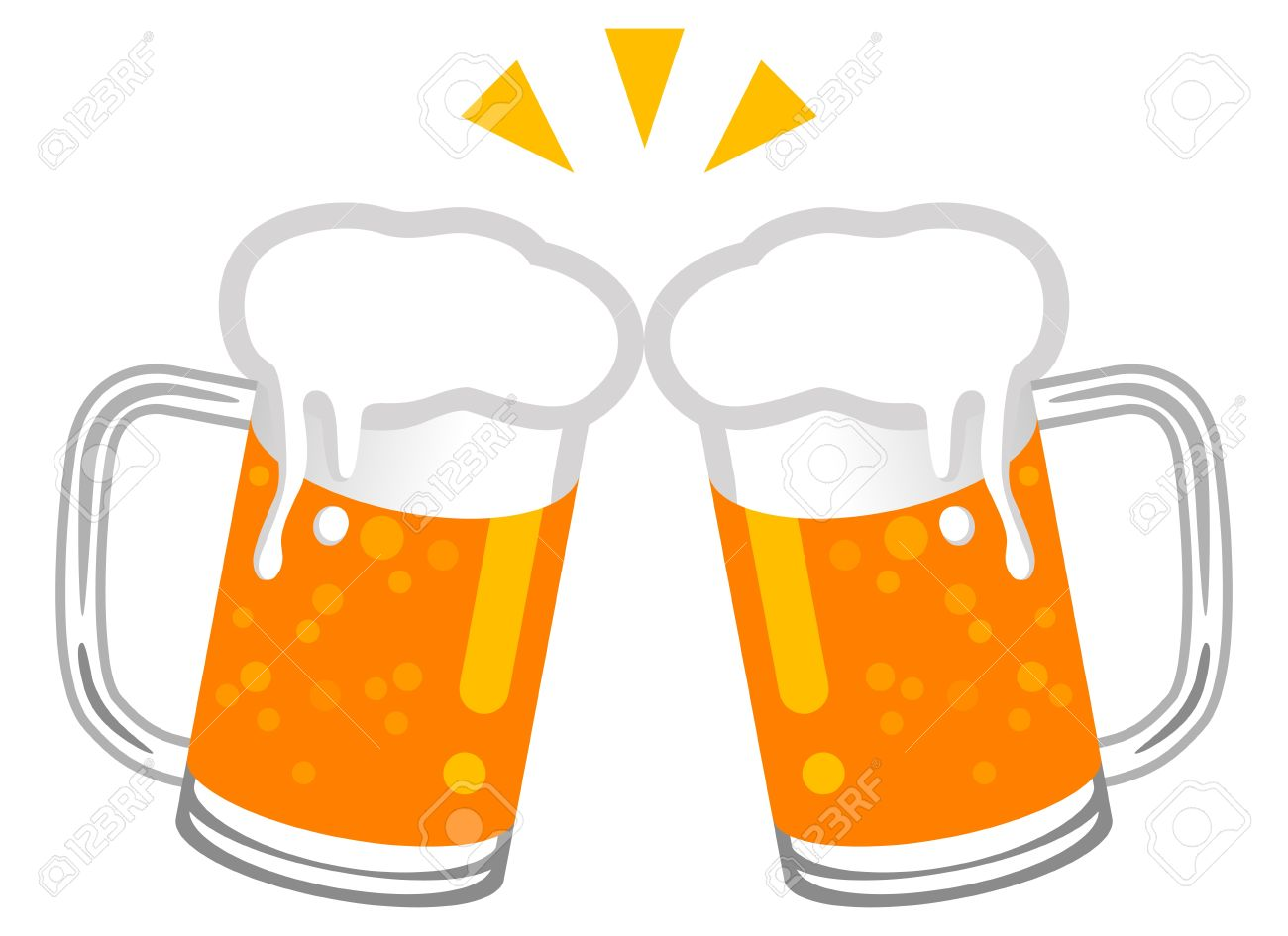 beer clipart vector