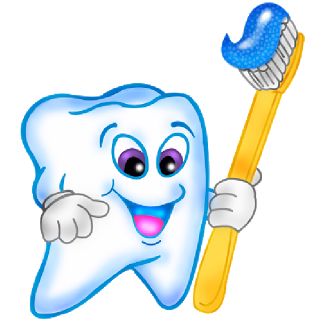 toothpaste clipart clean tooth