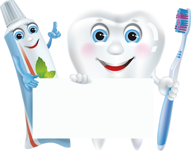 toothpaste clipart dental health
