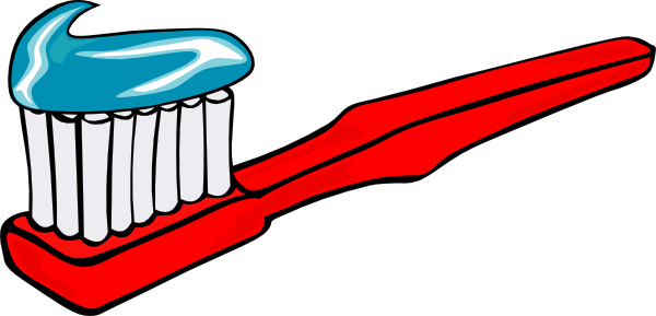 toothpaste clipart ointment