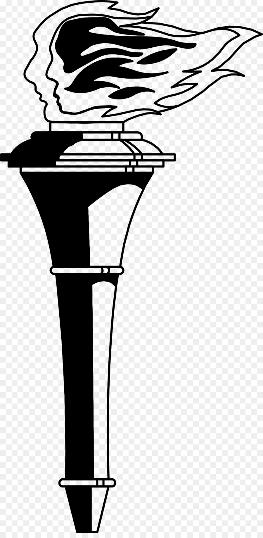 statue of liberty clipart torch