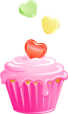tower clipart cupcakes