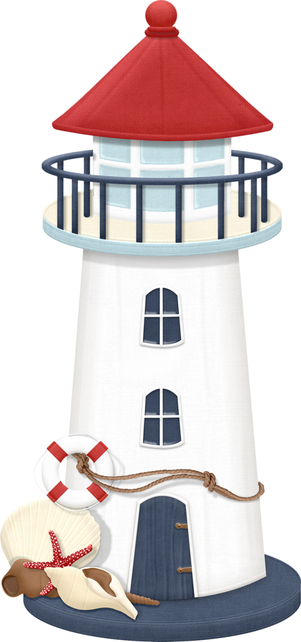 Tower clipart nautical.