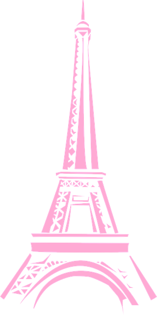 Tower clipart sketch.