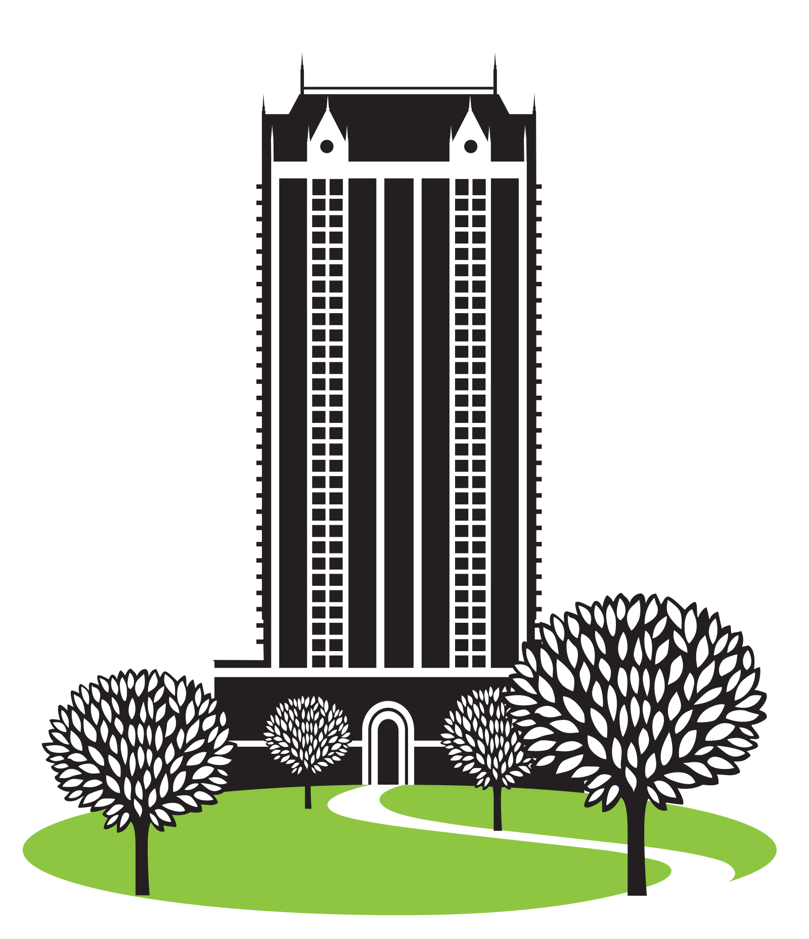 Tower clipart town council.