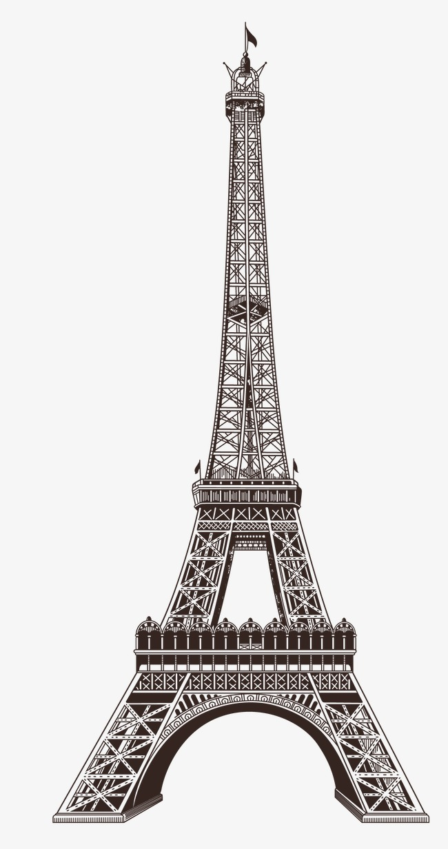 Tower clipart vector.
