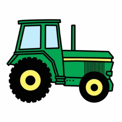 tractor clipart kids