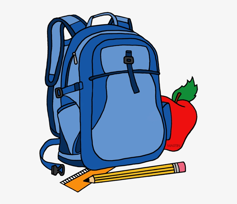 backpack clipart transparent