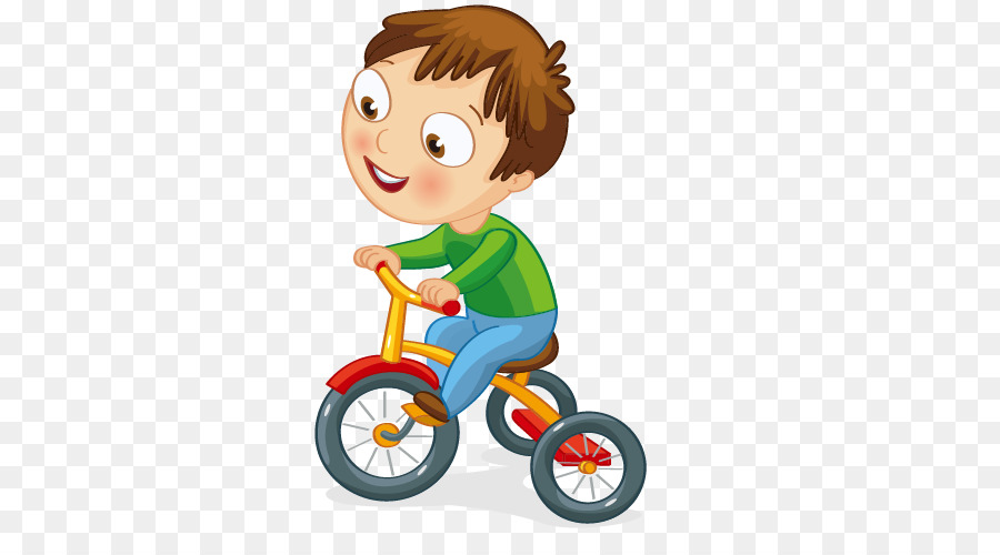 Motorized clipart transparent. Tricycle bicycle clip art