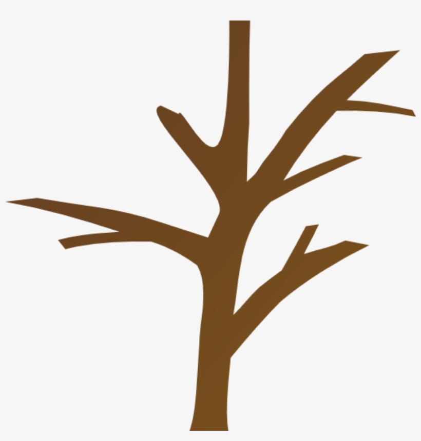 Tree clipart bare.