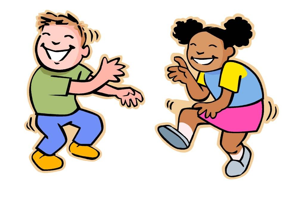 dancer clipart kids