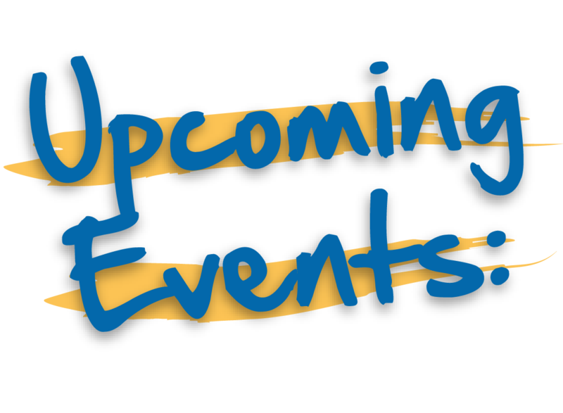 Upcoming events clipart upcoming date.