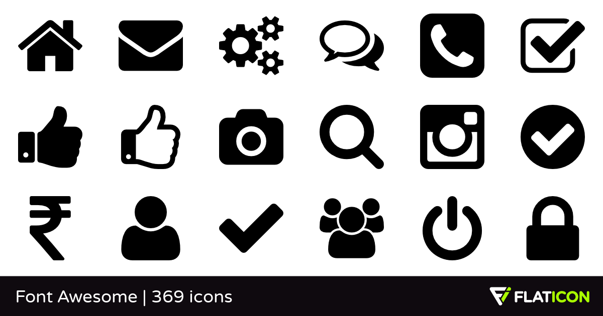 fb logo clipart font awesome