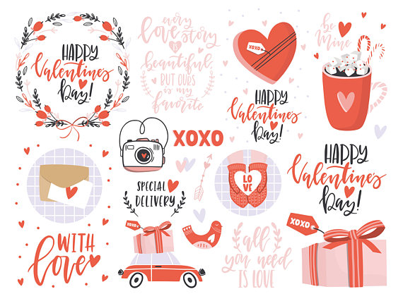 overlays clipart love