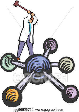 Weights clipart science.