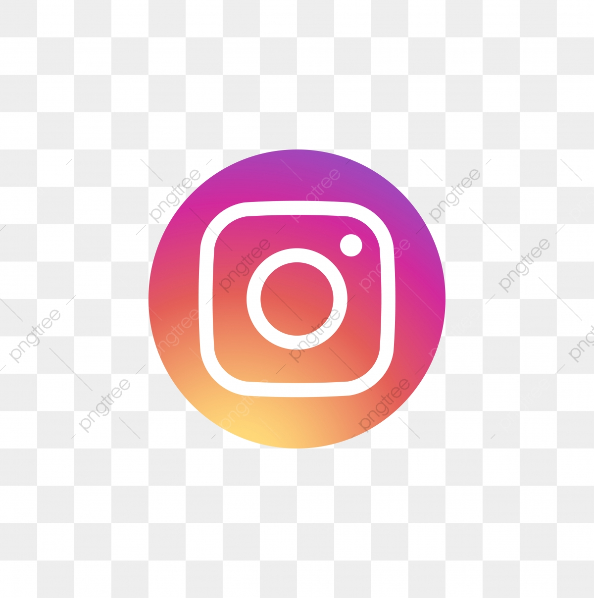 ig logo clipart instagram page