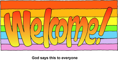 welcome clipart transparent