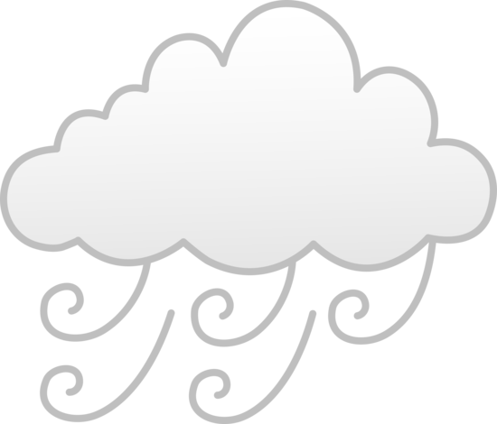 wind clipart weather