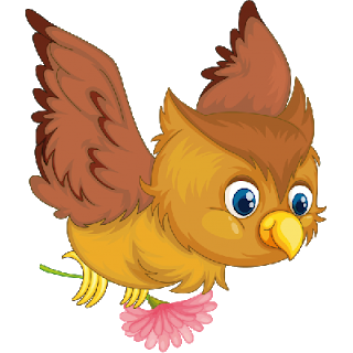 Wing clipart cartoon.