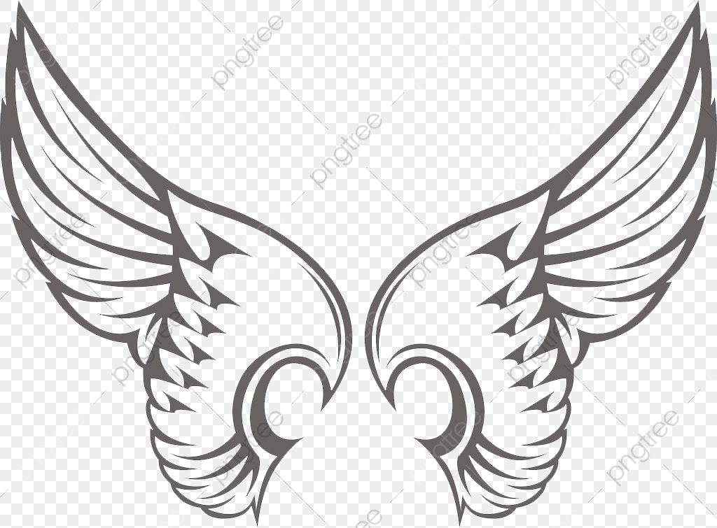 Fly clipart wings angel.