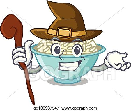 Witch clipart bowl.