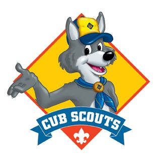 cub scout clipart wolf